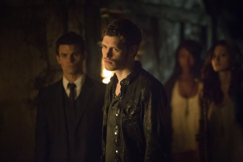 The Originals The Vampire Diaries fan will want to tune into this spinoff, which focuses on the always-feuding original vampire siblings Klaus, Elijah, and Rebekah. Klaus is ready to wage a war to be a supernatural king of New Orleans, but he'll have to spar with his rival and protege Marcel (Charles Michael Davis, providing an additional dose of eye candy). With its focus on the dreamy Klaus and vibrant city setting, it's a must for CW fans.