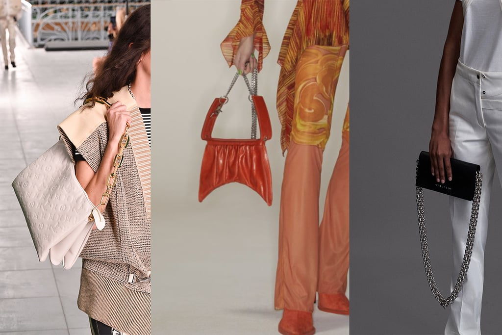 Spring 2021 Bag Trend: Chunky Chains