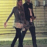 Blake Lively and Ryan Reynolds went to dinner in New Orleans.