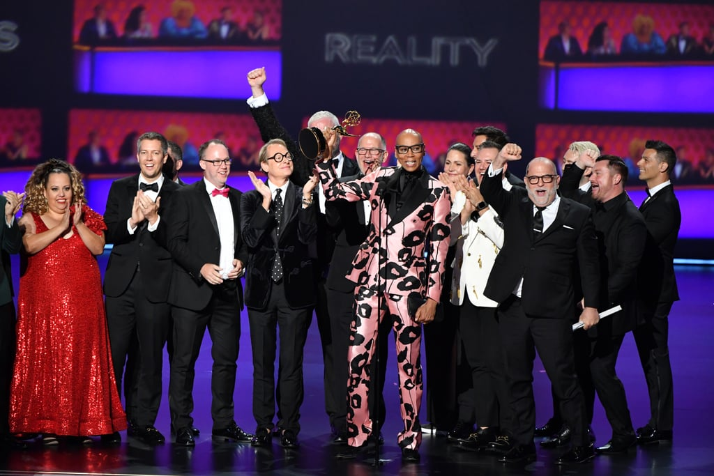Cast and Crew of RuPaul's Drag Race at the 2019 Emmys