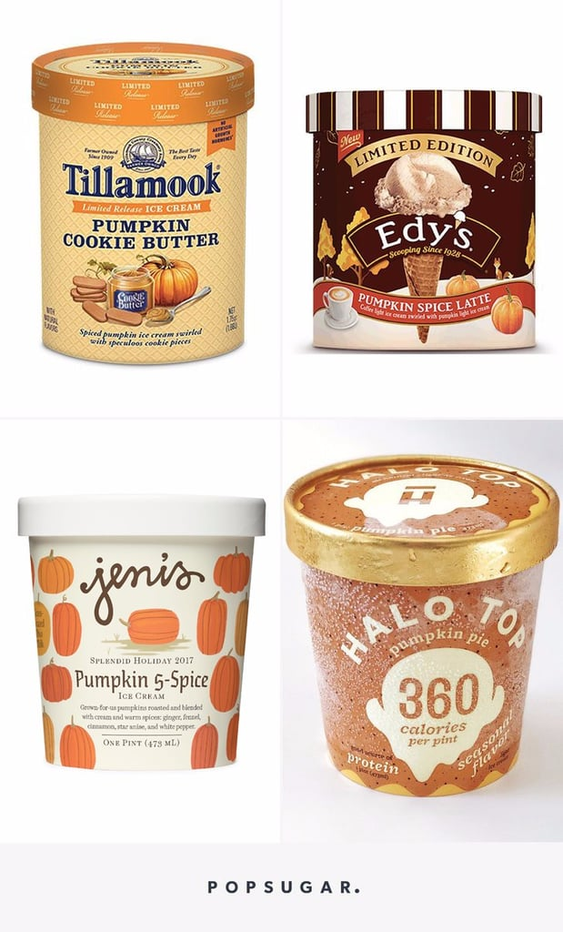 Pumpkin Ice Cream Brands