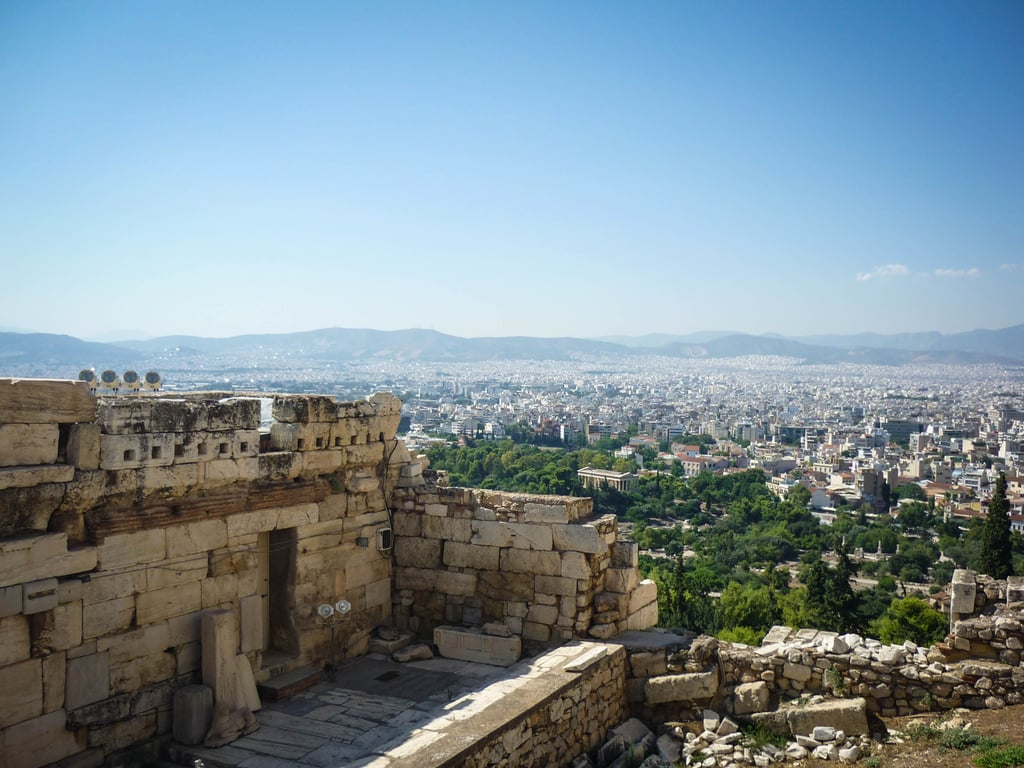 Athens, Greece | Popsugar
