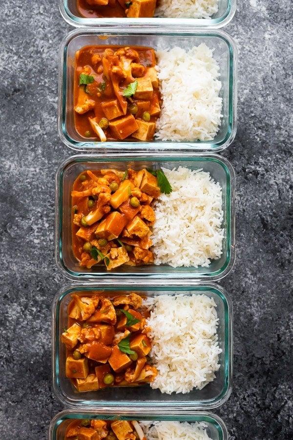 Vegan Slow-Cooker Tikka Masala
