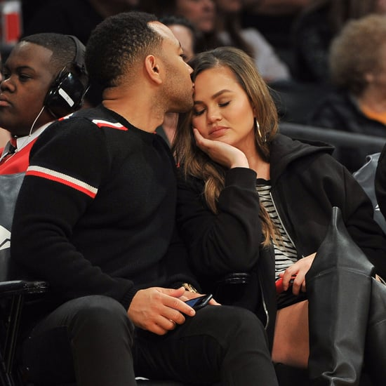 Chrissy Teigen and John Legend Best Pictures 2017