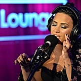 """""""Take Me to Church"""" at the Live Lounge in 2015"""