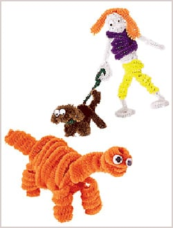 Have Some Fun With Pipe Cleaners