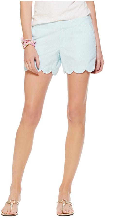 Lilly Pulitzer Seersucker Shorts