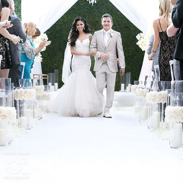 Rob Dyrdek and Bryiana Noelle got married in a lavish ceremony in September 2015.
