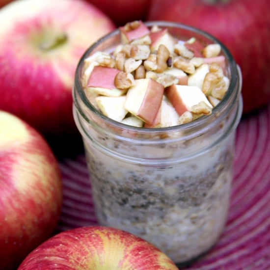 Low-Cal Breakfast that Tastes like Apple Pie in a Jar