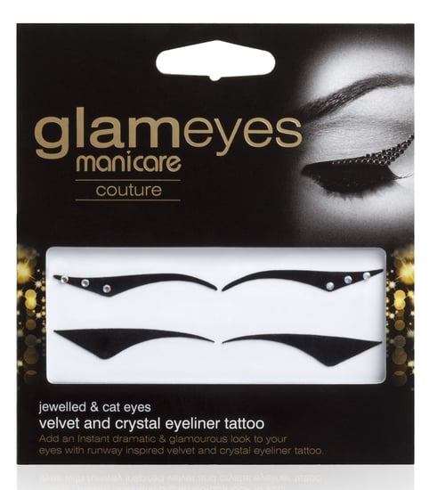 Glam by Manicure Couture Collection: Stick-On Eyeliner Tattoos