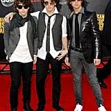 Jonas Brothers American Music Awards Costumes