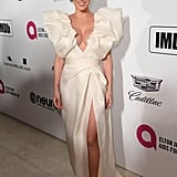 Stephanie Shepherd at the 2019 Elton John AIDS Foundation Academy Oscars Party