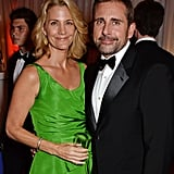 Steve and Nancy Carell