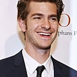 Andrew Garfield enjoyed his time at the Worldwide Orphans Foundation's Benefit Gala in NYC.