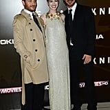 Dark Knight Rises London Premiere Pictures
