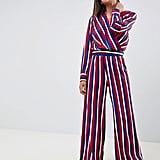 Striped ASOS Wide-Legged Pyjamas