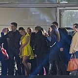 Robert and Kristen Party in Madrid as Breaking Dawn Hits Theaters