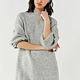 Urban Outfitters Mock-Neck Sweater Dress