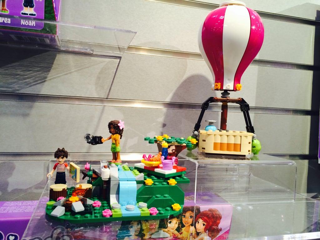 Lego Friends Hot Air Balloon