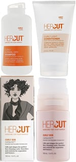 HerCut Curly Deep Conditioner, Curly Bob Catalyst, and Curly Dry Shampoo Sweepstakes Rules