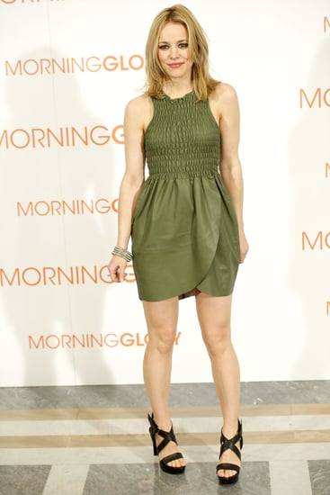 Pictures of Rachel McAdams and Harrison Ford at the Spanish Photo Call For Morning Glory 2011-01-13 06:33:19