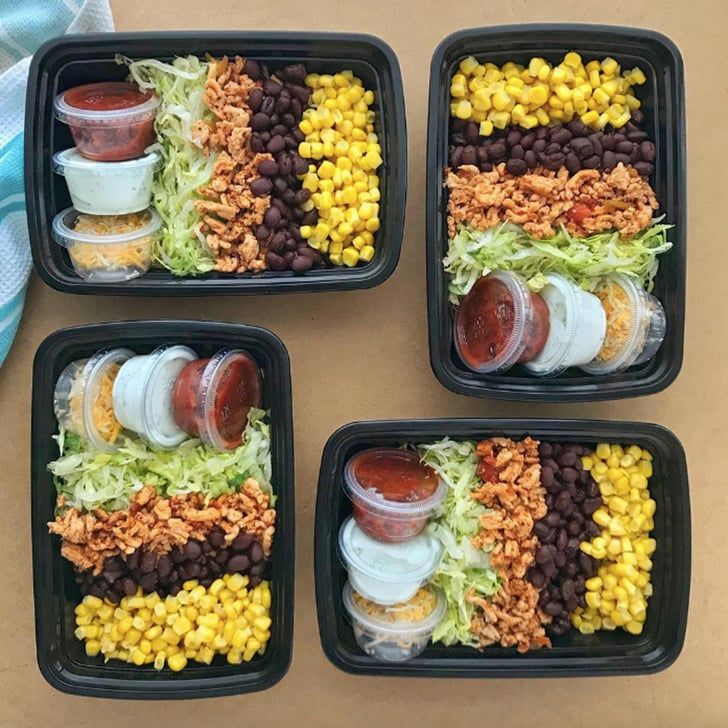 Healthy Lunch Meal-Prep Ideas