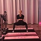Strength Training: Pop Squat