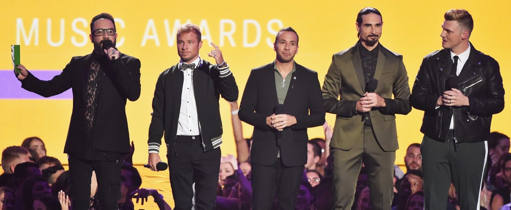 Backstreet Boys Quotes on Touring With Kids