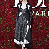 Cate Wore a Daring, Layered-Look Louis Vuitton Dress at the 2016 Tony Awards