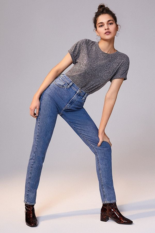9b1e68ba7becde BDG Girlfriend High-Rise Longline Jean | Best Jeans From Urban ...