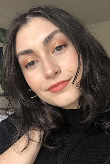 I Tried Milk Makeup's Color Chalk Eyeshadow Sticks | Review