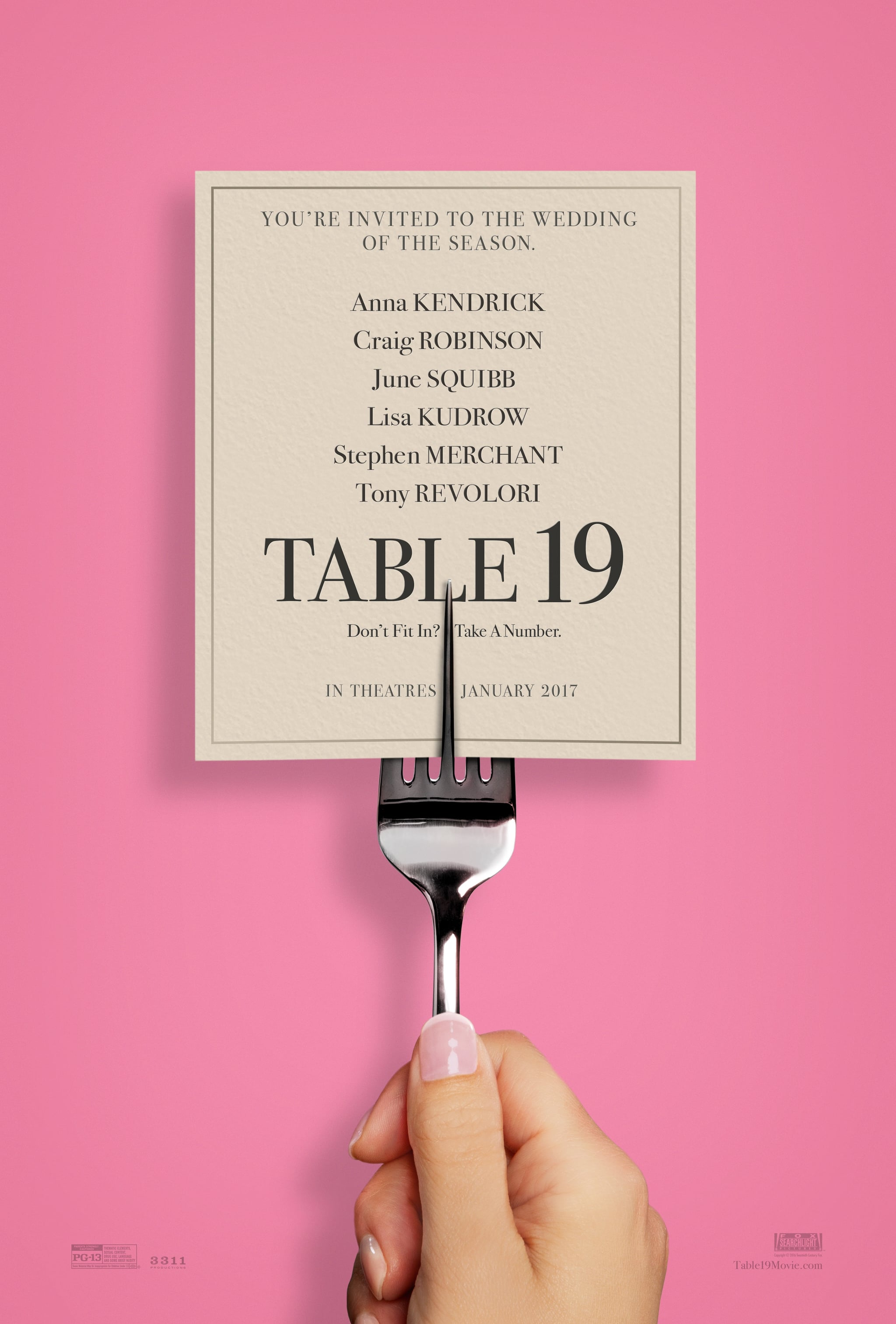 Table 19 Film