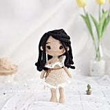 Disney Princess Doll Crochet Pattern — Pocahontas