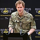 The Invictus Games Launch, 2014