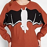 Just Hanging Out Bat Pullover