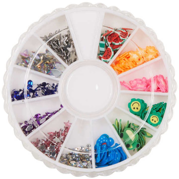 Topshop nail art decal wheel (£4)
