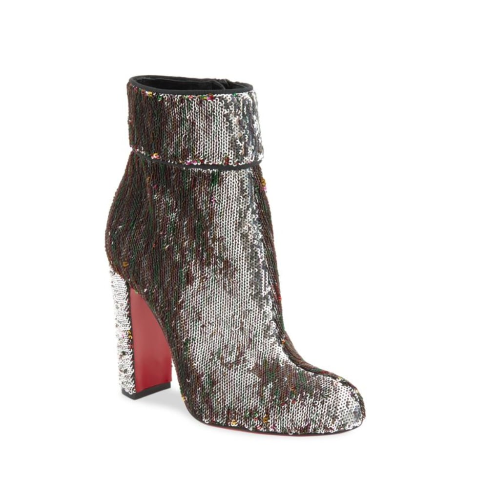 new style a6407 c7043 Christian Louboutin Moulamax Booties | Kendall Jenner Saint ...