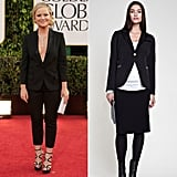 Amy Poehler's Tailored Menswear
