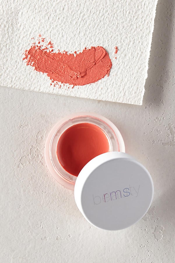 A stain for lips, cheeks, and eyes