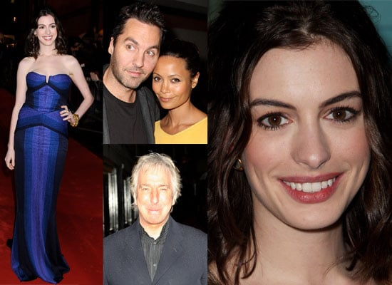 Photos From The 2008 London Film Festival Screening Of Rachel Getting Married Feat. Anne Hathaway, Alan Rickman, Thandie Newton