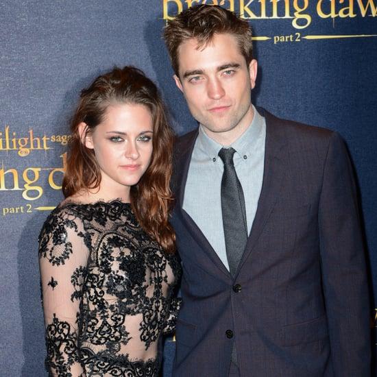 Kristen Stewart Talks About Breakup With Robert Pattinson