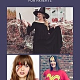 Easy Halloween Costumes For Parents