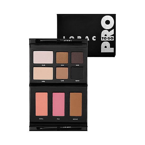Not only does Lorac Pro To Go Palette ($38) have gorgeous shades for your eyes, it's also chock-full of blushes and a bronzer.