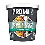 Earnest Eats Pro Protein and Probiotic Oatmeal, Coconut Warrior