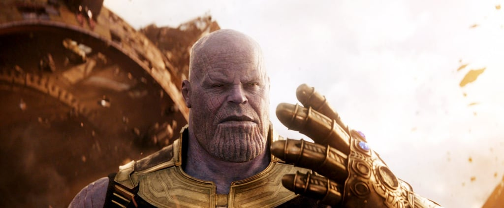 Where Is Thanos at the End of Avengers Infinity War?