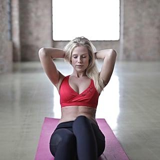 partner yoga pose sequence  popsugar fitness