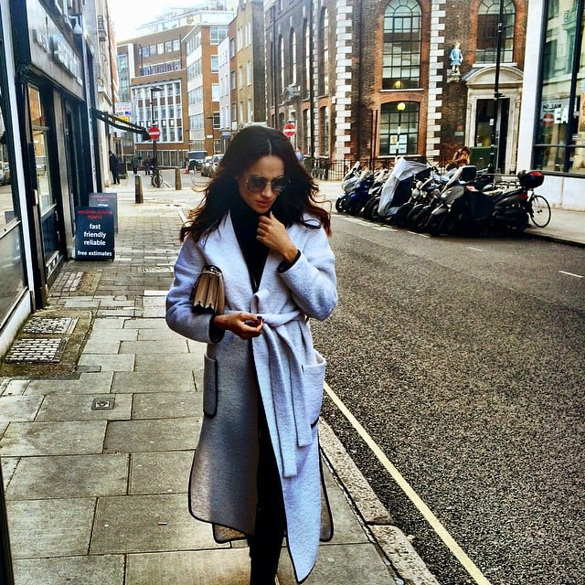 Stylish Celebrity Instagram Pictures March 2015