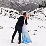 Surprise Winter Proposal