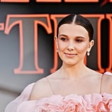Millie Bobby Brown's Copper-Hued Makeup, 2019