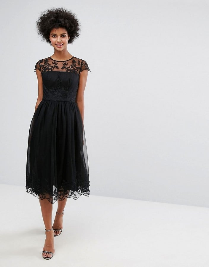 Fall Wedding Dress Guest 97 Vintage